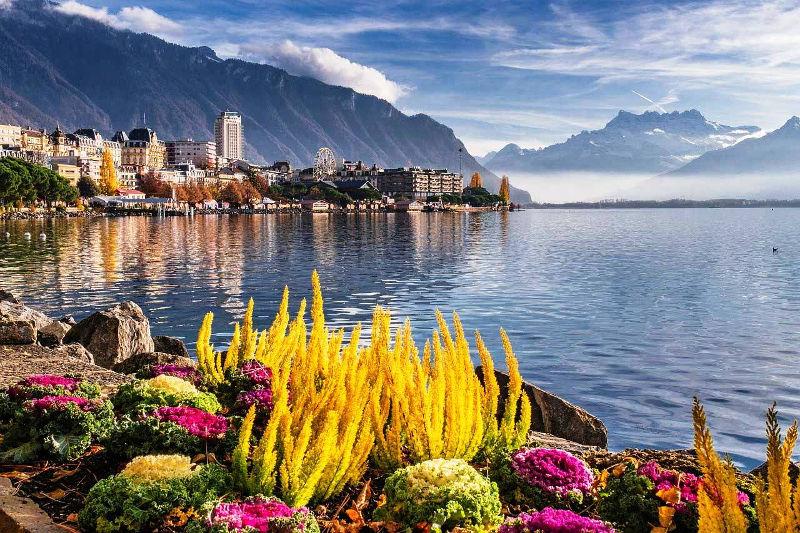 getting married on the beautiful Lake Geneva