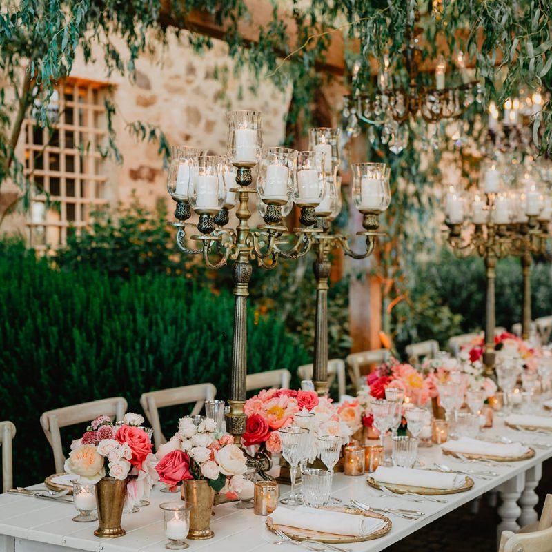 organization and planning of luxurious events