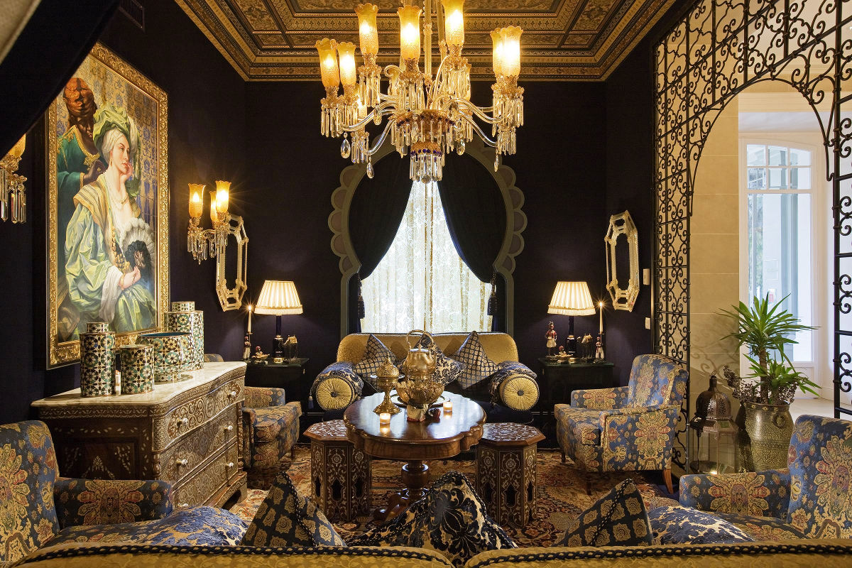 organize the wedding in wonderful Belle Époque halls